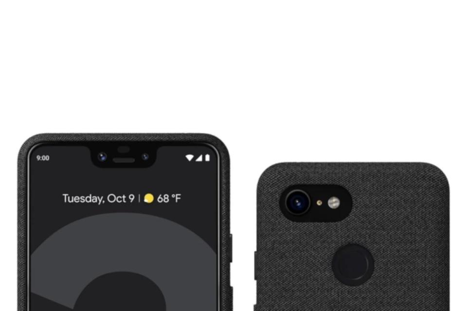 Imagem de Novas imagens mostram mais detalhes do Google Pixel 3 com capinha no tecmundo