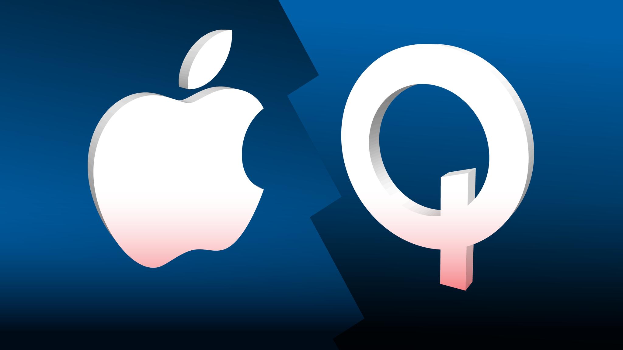 Imagem de  Apple é acusada pela Qualcomm de passar informações roubadas para Intel no tecmundo
