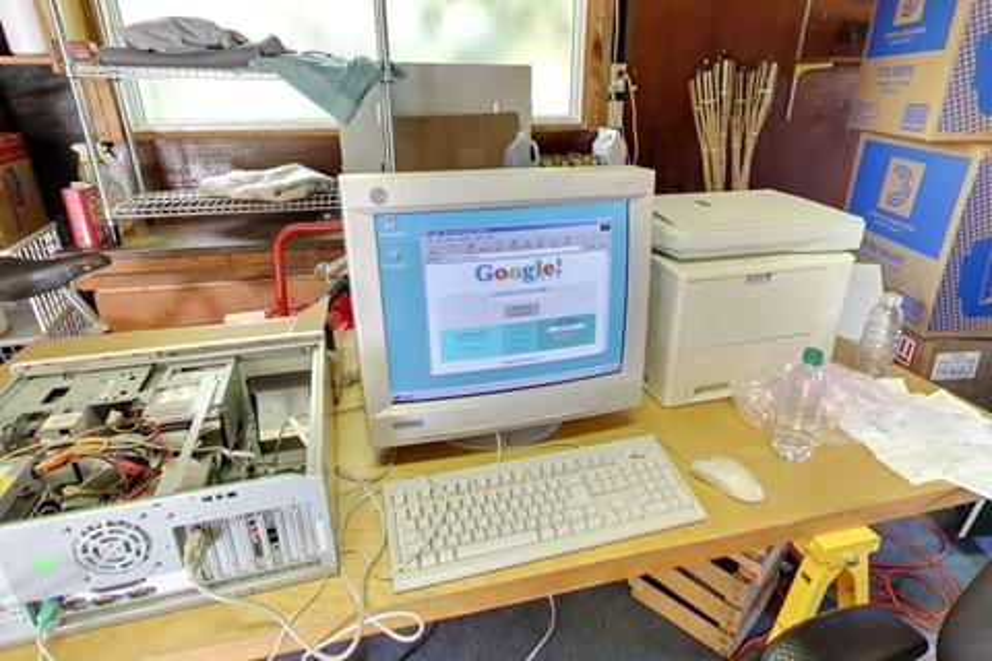 Imagem de Faça um tour virtual pela garagem que foi a primeira sede da Google no tecmundo