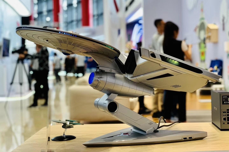 Imagem de Lenovo lança PC com design inspirado na Enterprise de Star Trek no tecmundo