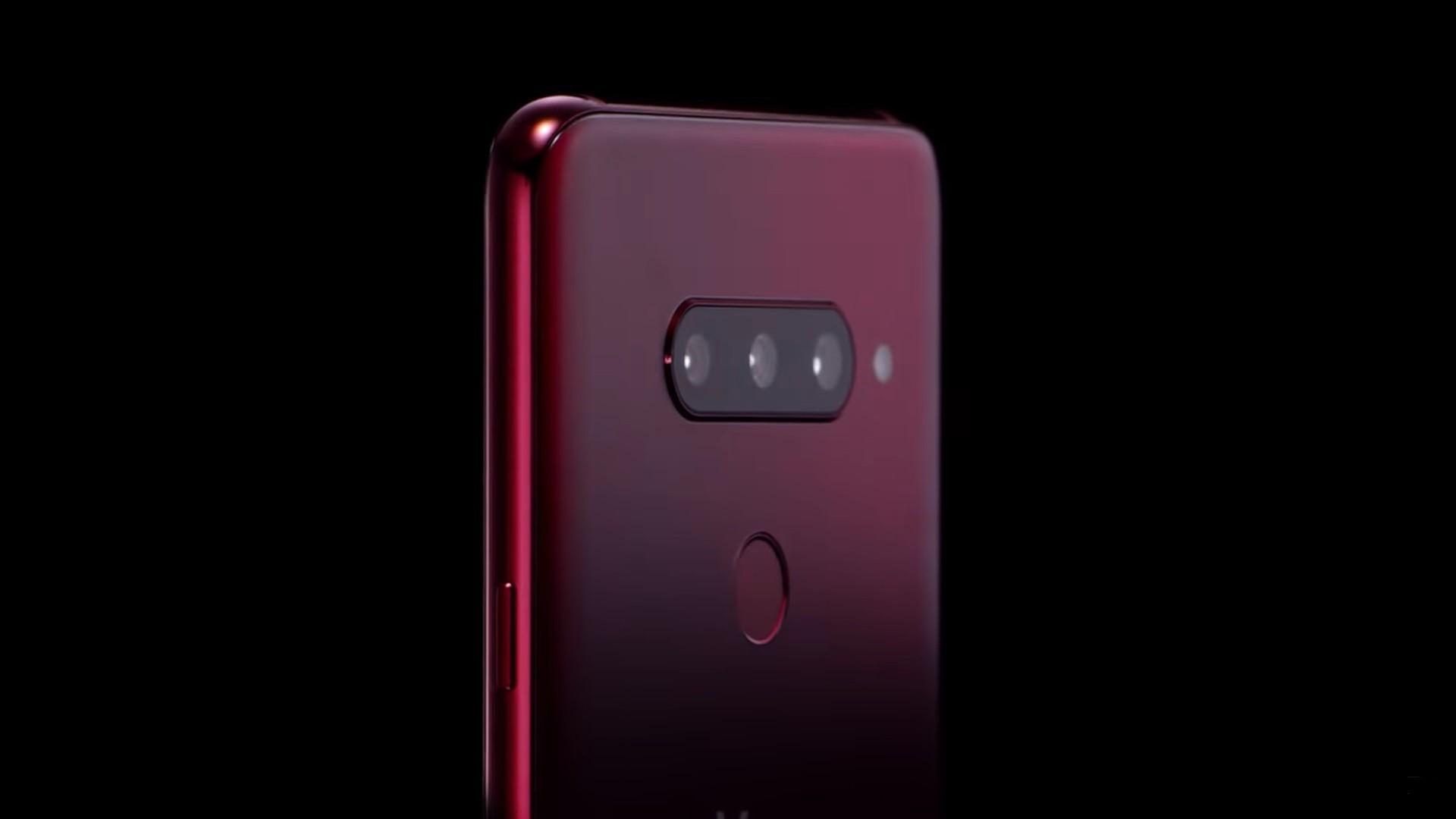 Imagem de LG V40 ThinQ terá cinco câmeras; saiba detalhes no tecmundo