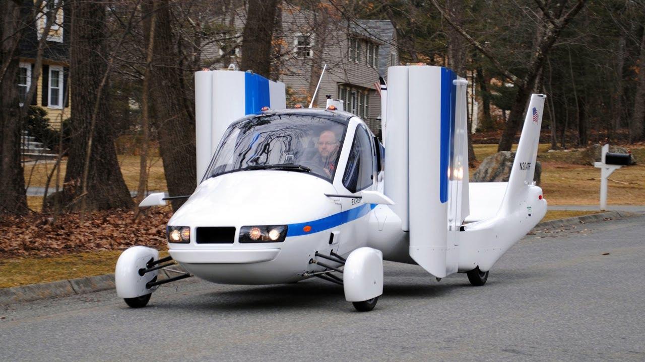 Imagem de Carro voador chinês pode ser o primeiro a ser comercializado normalmente no tecmundo