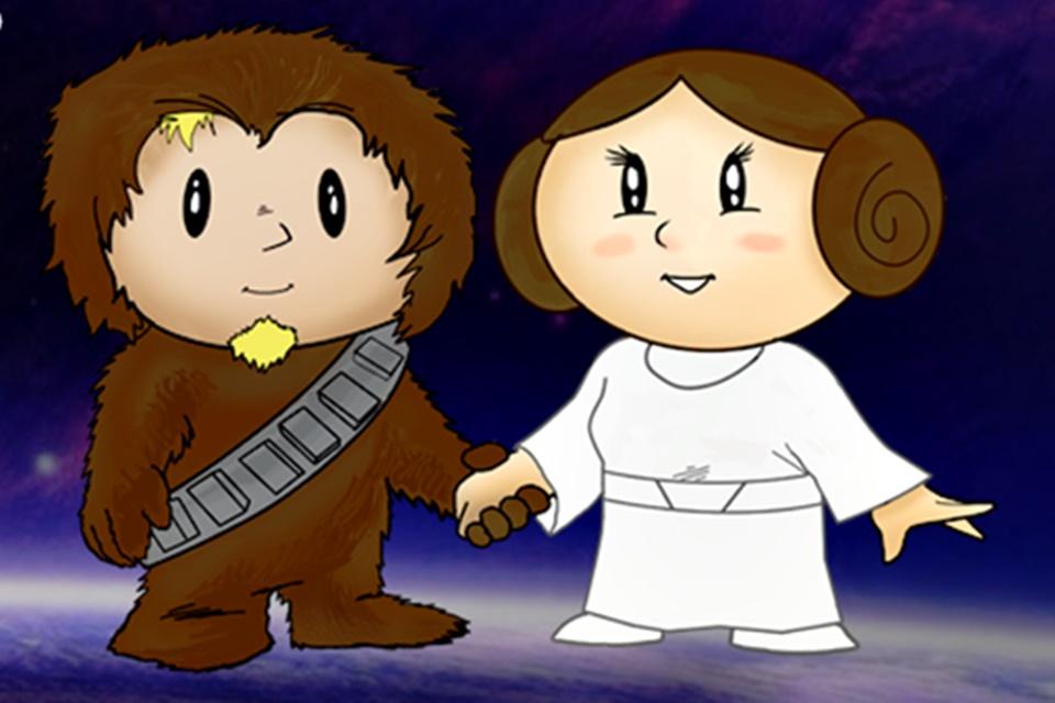 """Imagem de Encontre sua """"Força gêmea"""" com site que é o """"Tinder dos fãs de Star Wars"""" no tecmundo"""