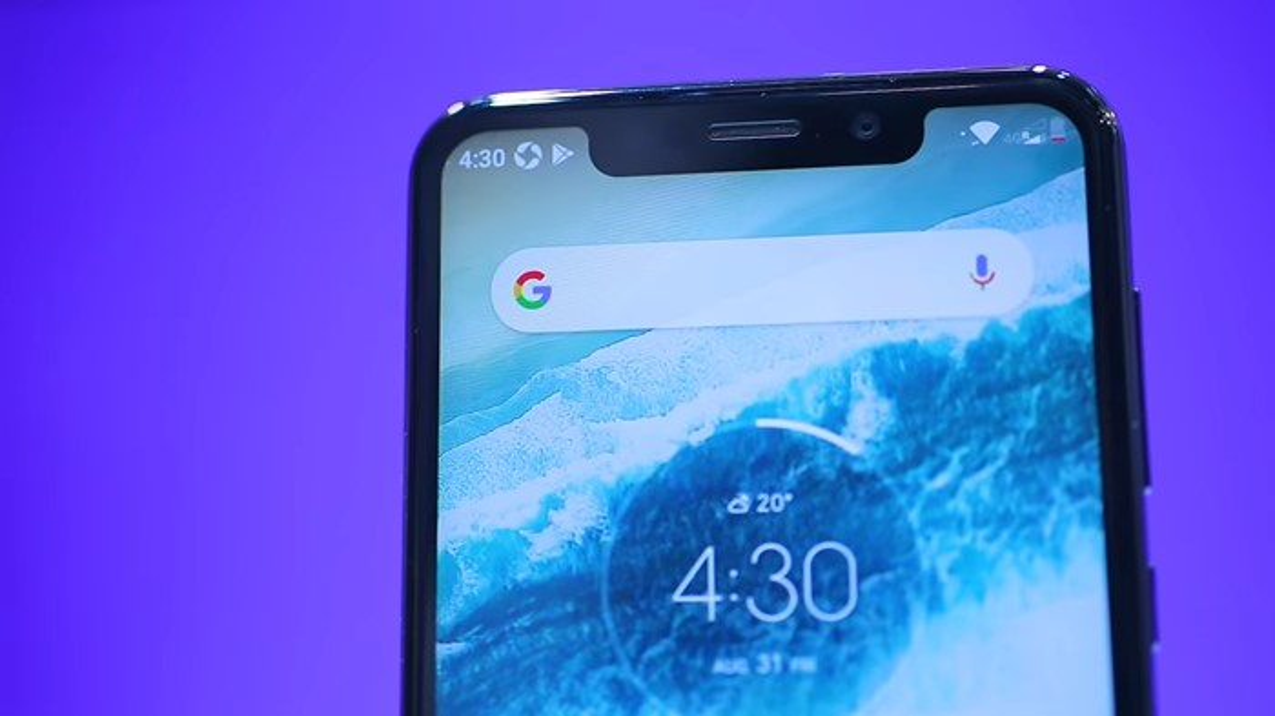 Motorola One celular