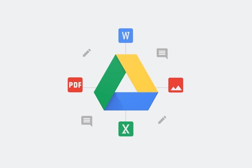 Imagem de Nova interface do Google Drive para Android é revelada em diversas imagens no tecmundo