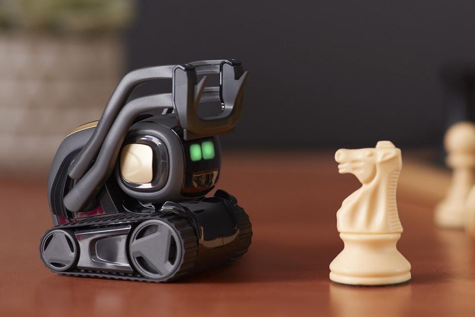 Imagem de Robô Vector, da Anki, terá uma versão com a Alexa integrada no tecmundo