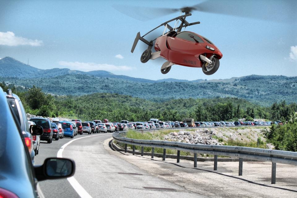 Imagem de Opener, de Larry Page, vai lançar seu primeiro carro voador em 2019 no tecmundo