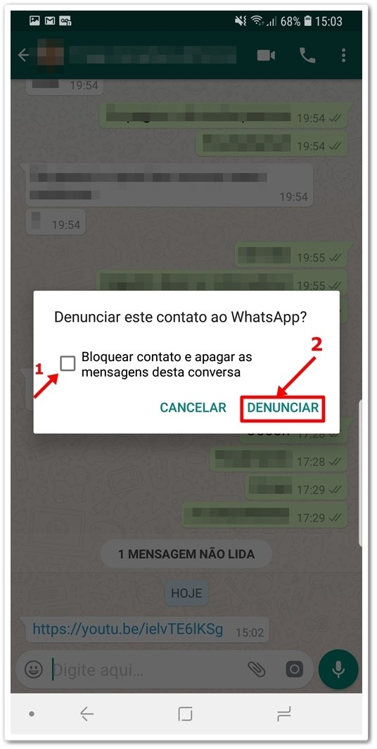 Fake news WhatsApp