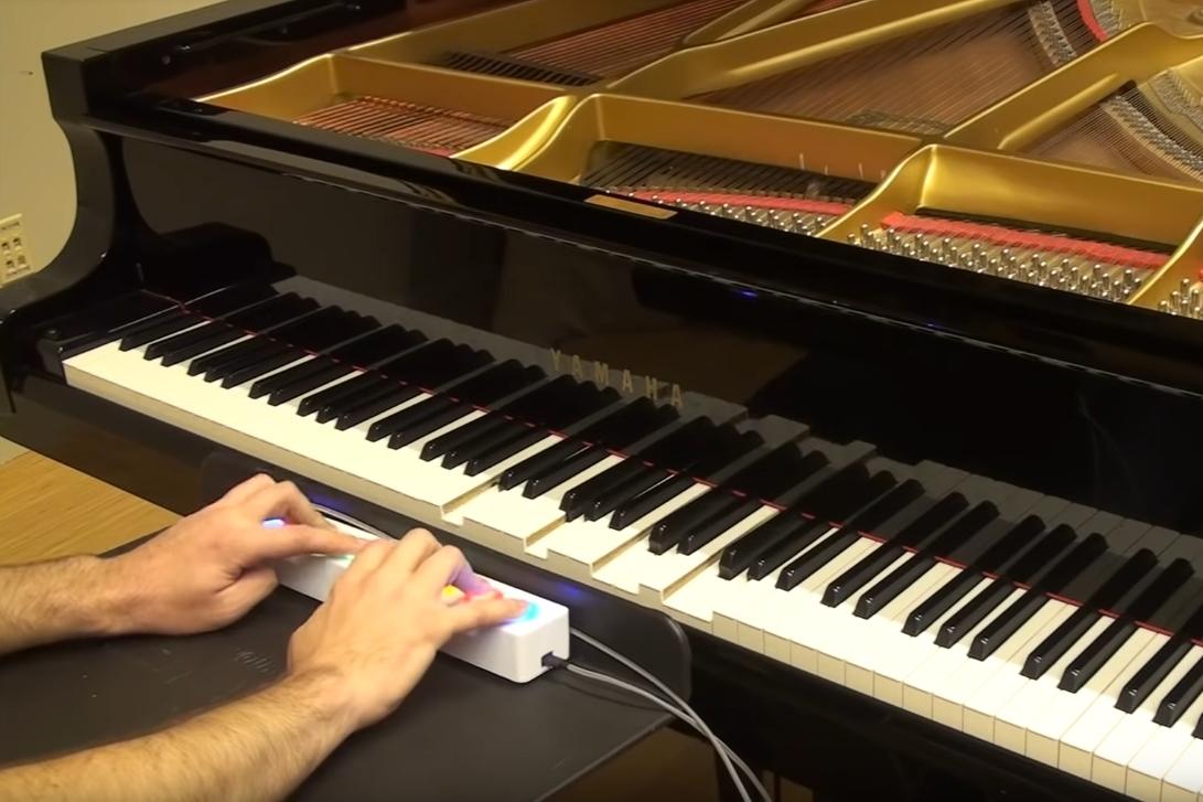 Imagem de IA da Google faz qualquer pessoa tocar piano como um profissional no tecmundo