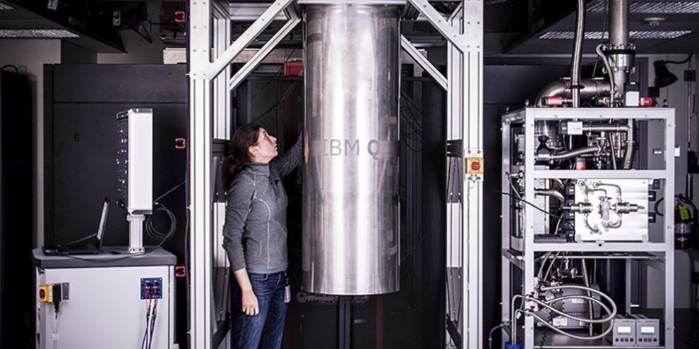 Cientistas usam supercomputador da IBM para criar vida quântica - Winew