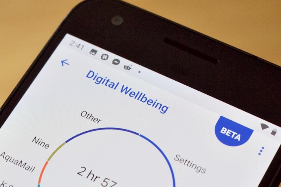 """Imagem de """"Bem-estar digital"""" da Google agora também faz parte do Android One no tecmundo"""