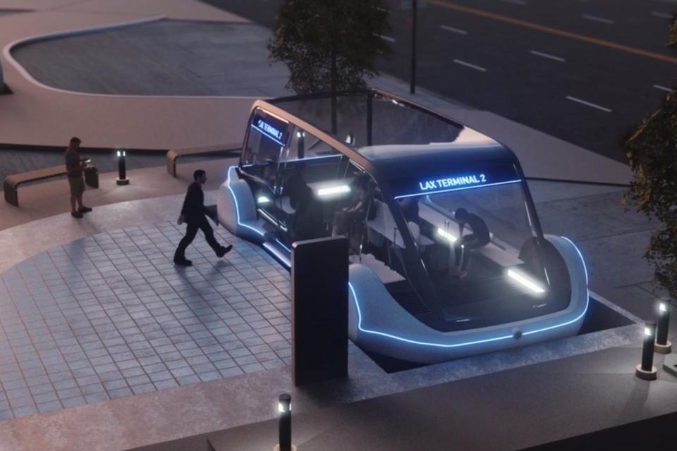 Imagem de Primeiro túnel da Boring Company de Elon Musk será inaugurado em dezembro no tecmundo