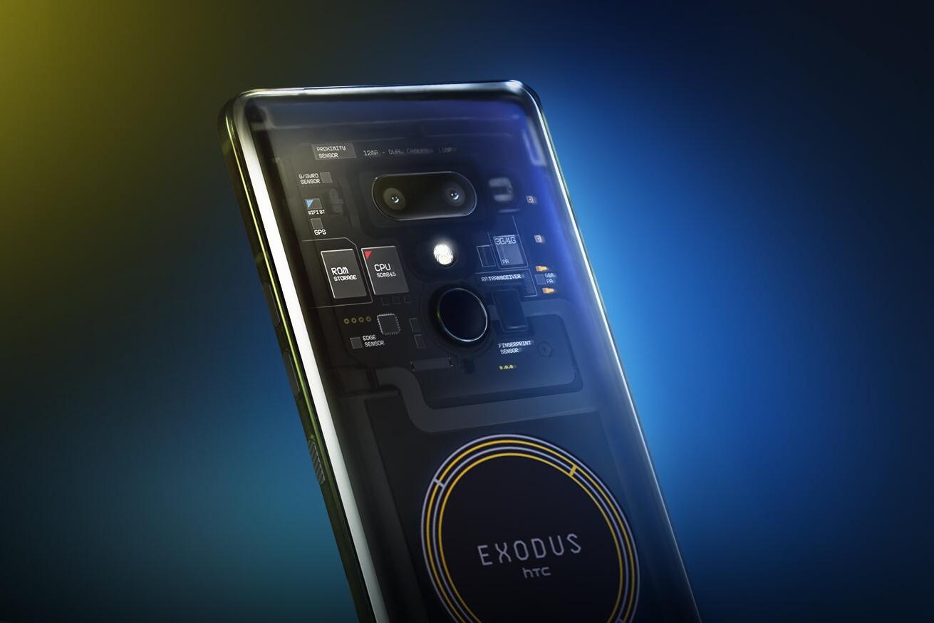 Imagem de Começa a pré-venda do HTC Exodus, o primeiro smartphone blockchain do mundo no tecmundo