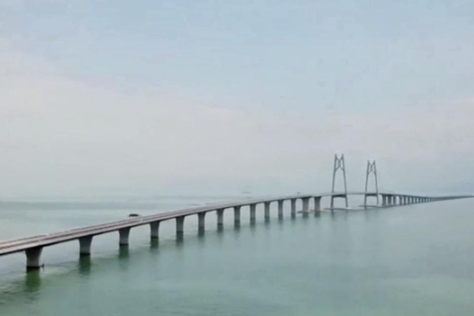 ponte china