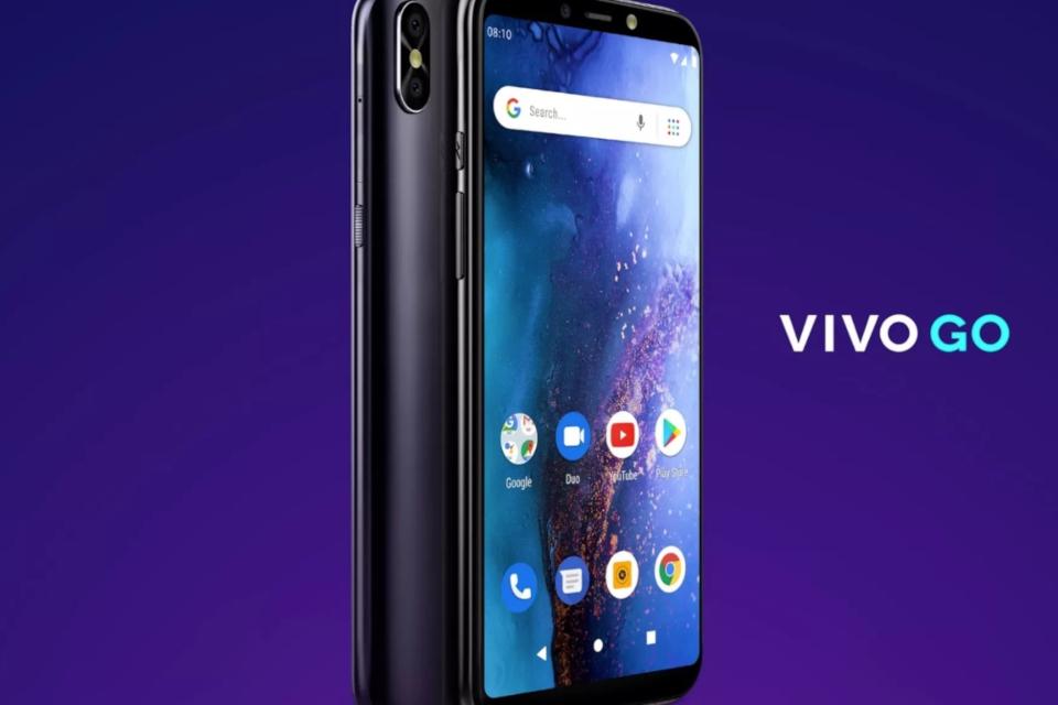 Imagem de Vivo Go da Blu é o primeiro smartphone com Android Pie Go no tecmundo