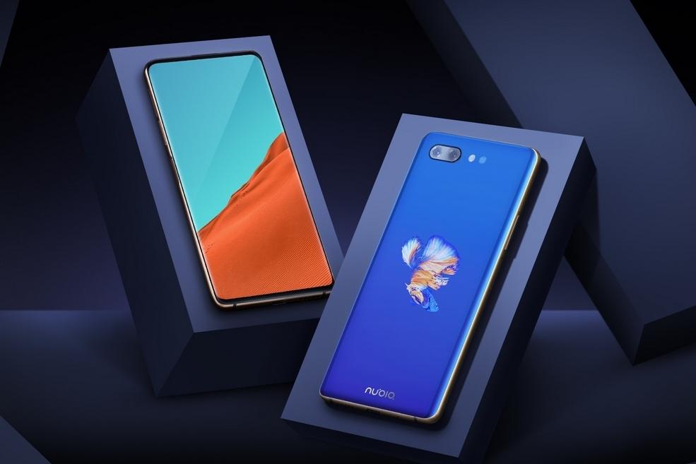 Imagem de Conheça o Nubia X, smartphone sem câmera frontal e com tela nas costas no tecmundo