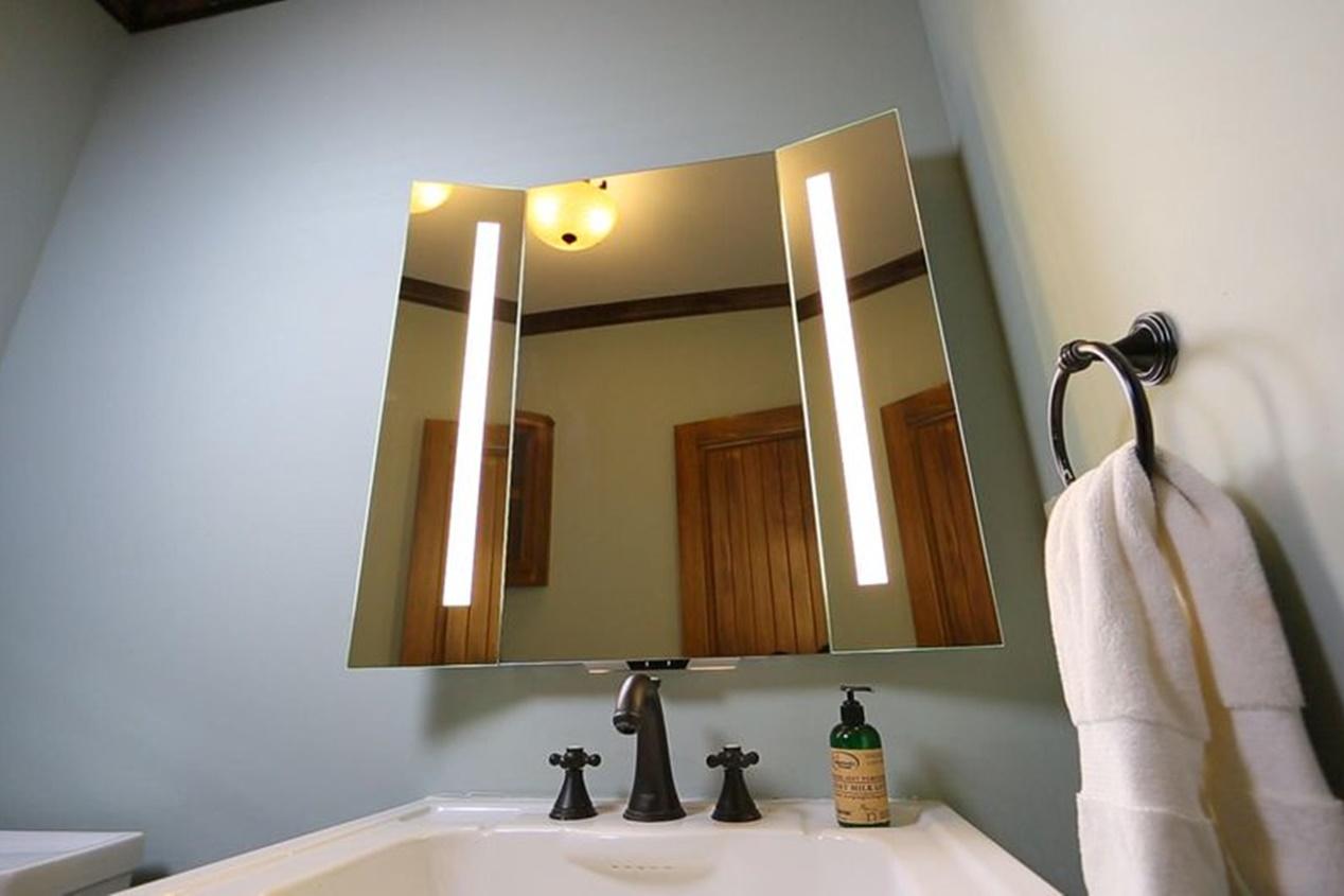 """Imagem de Empresa lança """"espelho de banheiro"""" com Amazon Alexa integrada no tecmundo"""