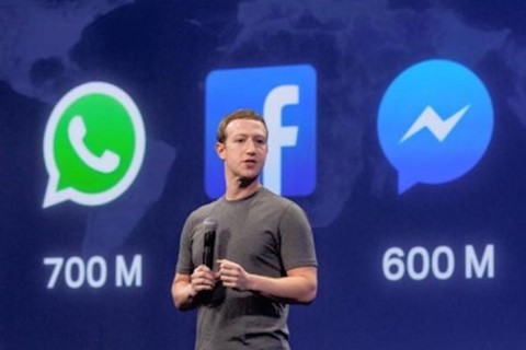 Imagem de Zuckerberg: iMessage da Apple é o maior concorrente de WhatsApp e Messenger no tecmundo