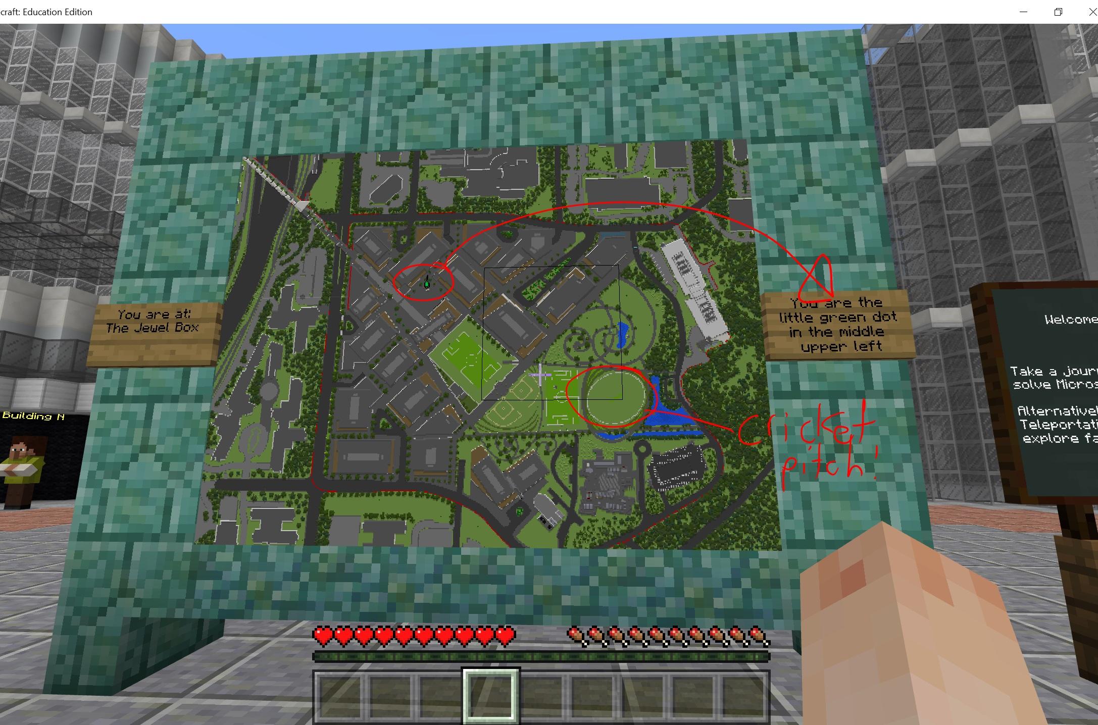 Imagem de Microsoft constrói seu campus de 500 acres no Minecraft no tecmundo