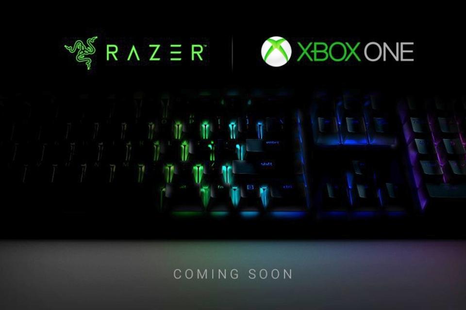 Imagem de 14 jogos terão suporte a teclado e mouse no Xbox One, como Fortnite no tecmundo