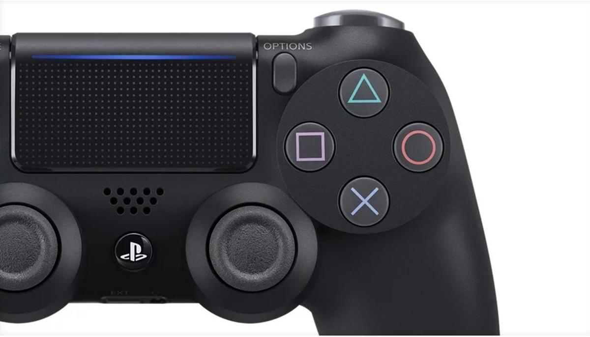 Imagem de Patente de possível DualShock 4 com touchscreen é registrada pela Sony no tecmundo