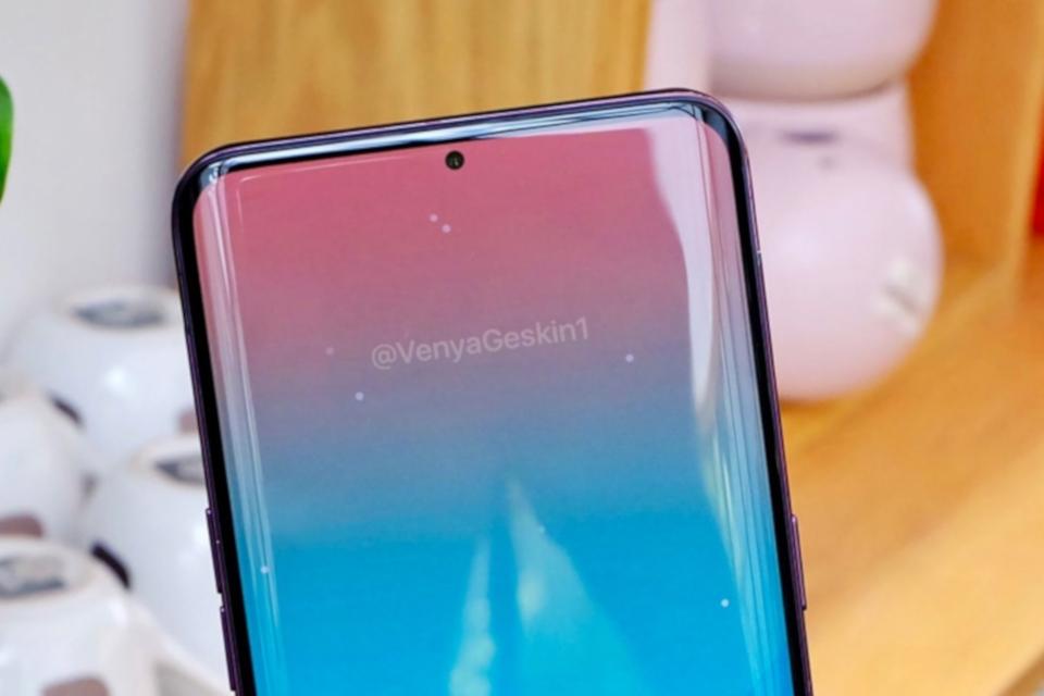 """Imagem de Variantes mais caras do Galaxy S10 também devem ter """"buraco"""" para câmera no tecmundo"""