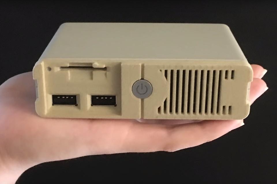 Imagem de PC Classic nos leva de volta à época dos disquetes e do DOS no tecmundo