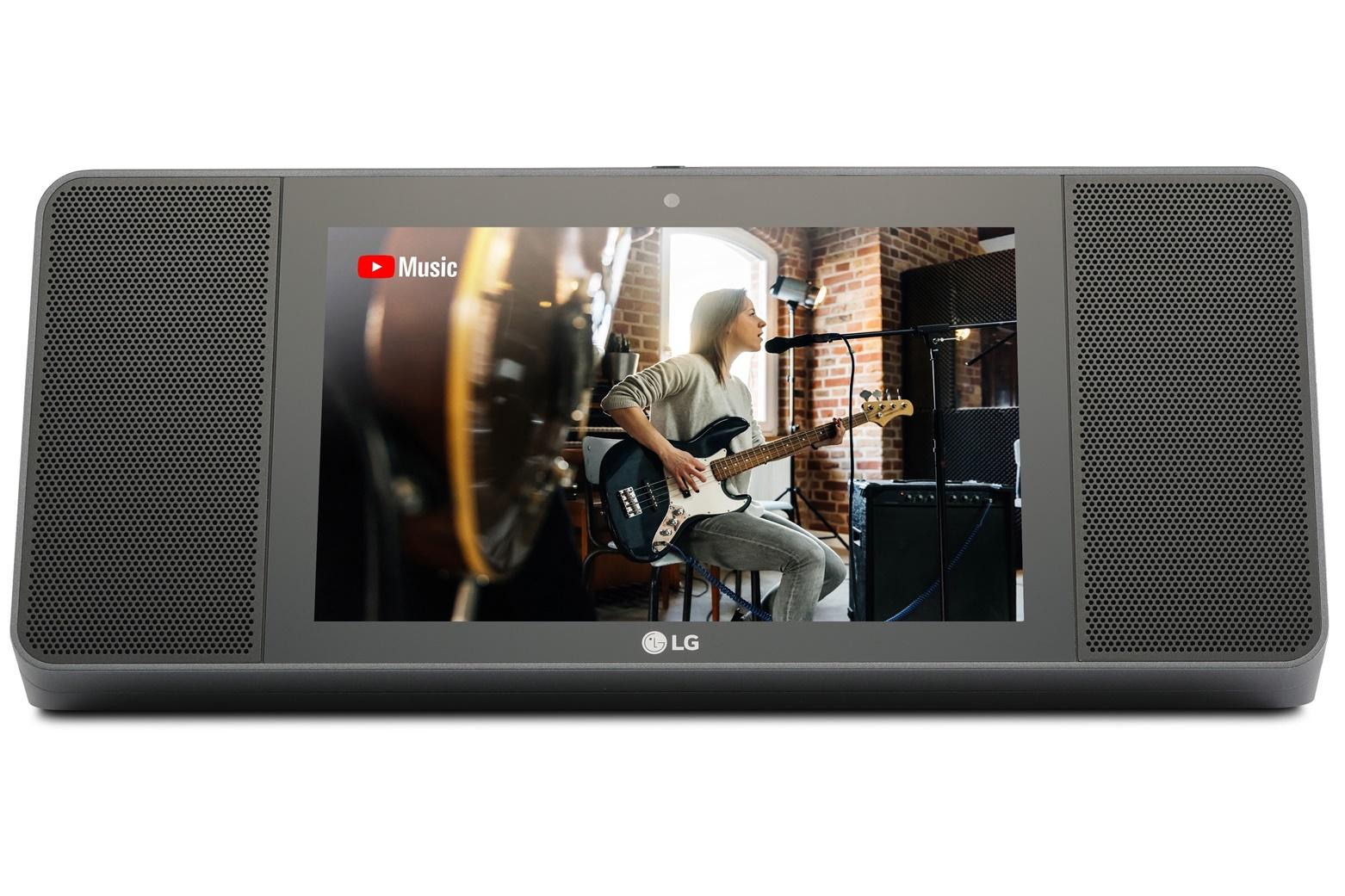 Imagem de Com péssimo nome, primeiro smart display da LG começa a chegar ao mercado no tecmundo