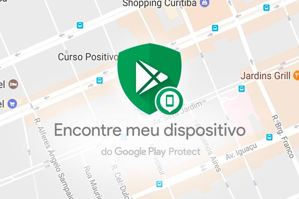 """Imagem de """"Encontre Meu Dispositivo"""" da Google agora mostra mapas internos no tecmundo"""