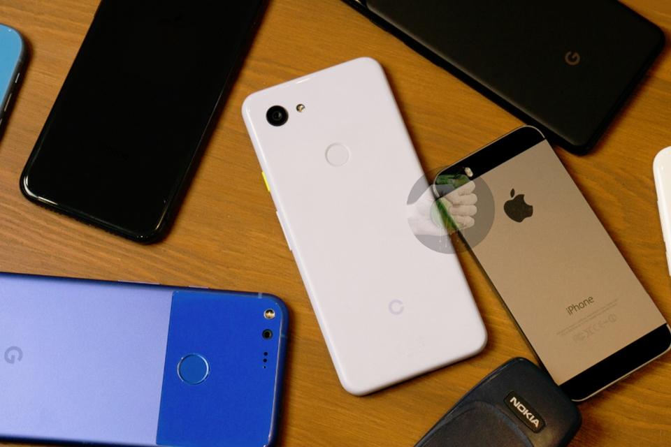 Imagem de Novo vazamento mostra mais imagens do Pixel 3 Lite e compara com iPhones no tecmundo