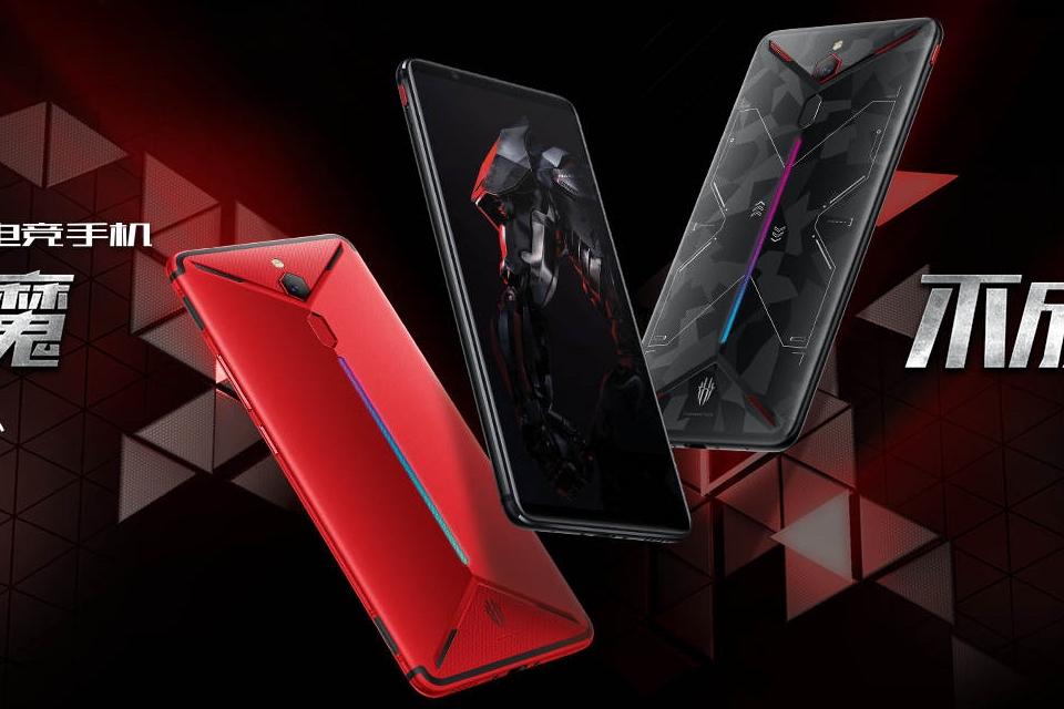 Imagem de ZTE/Nubia anuncia o smartphone gamer Red Magic Mars com 10 GB de RAM no tecmundo