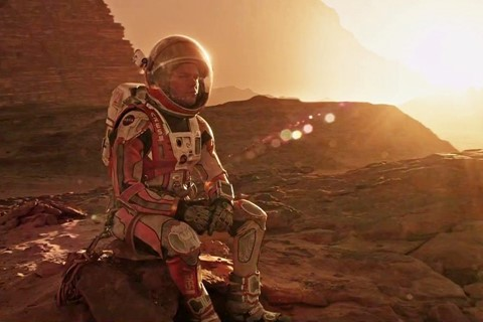 Imagem de Expectativa de vida de astronauta que viajar até Marte deve cair 2,5 anos no tecmundo