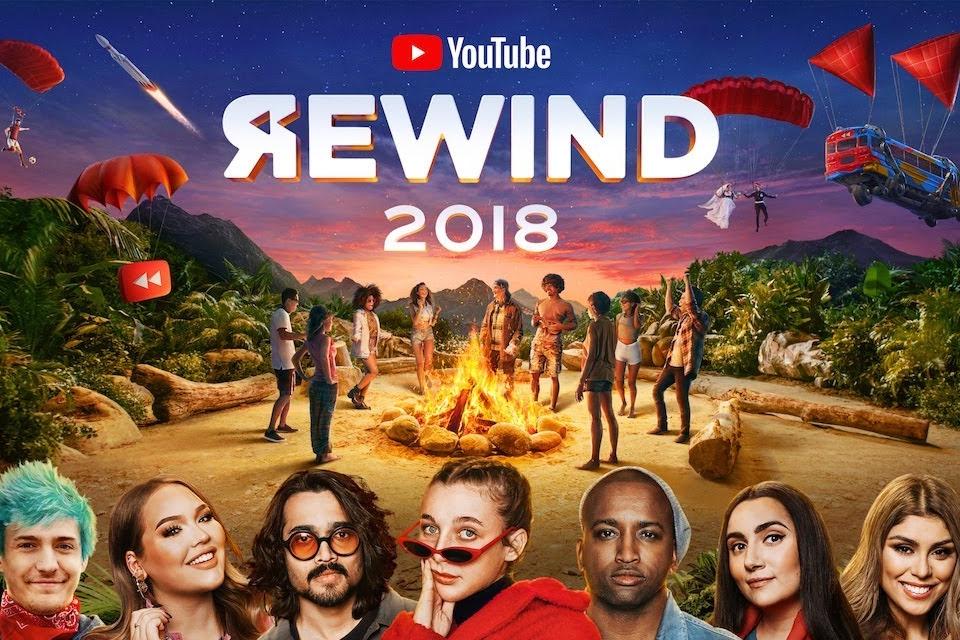 Imagem de Rewind 2018 se torna o vídeo mais odiado da história do YouTube no tecmundo