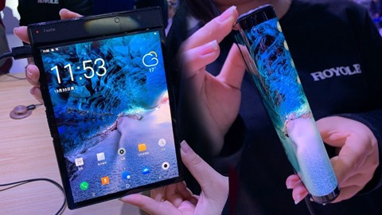 Imagem de Primeiro celular dobrável também vai ser o primeiro com Snapdragon 855 no tecmundo