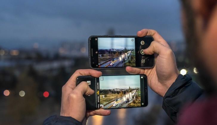 Galaxy S10 câmera modo noturno