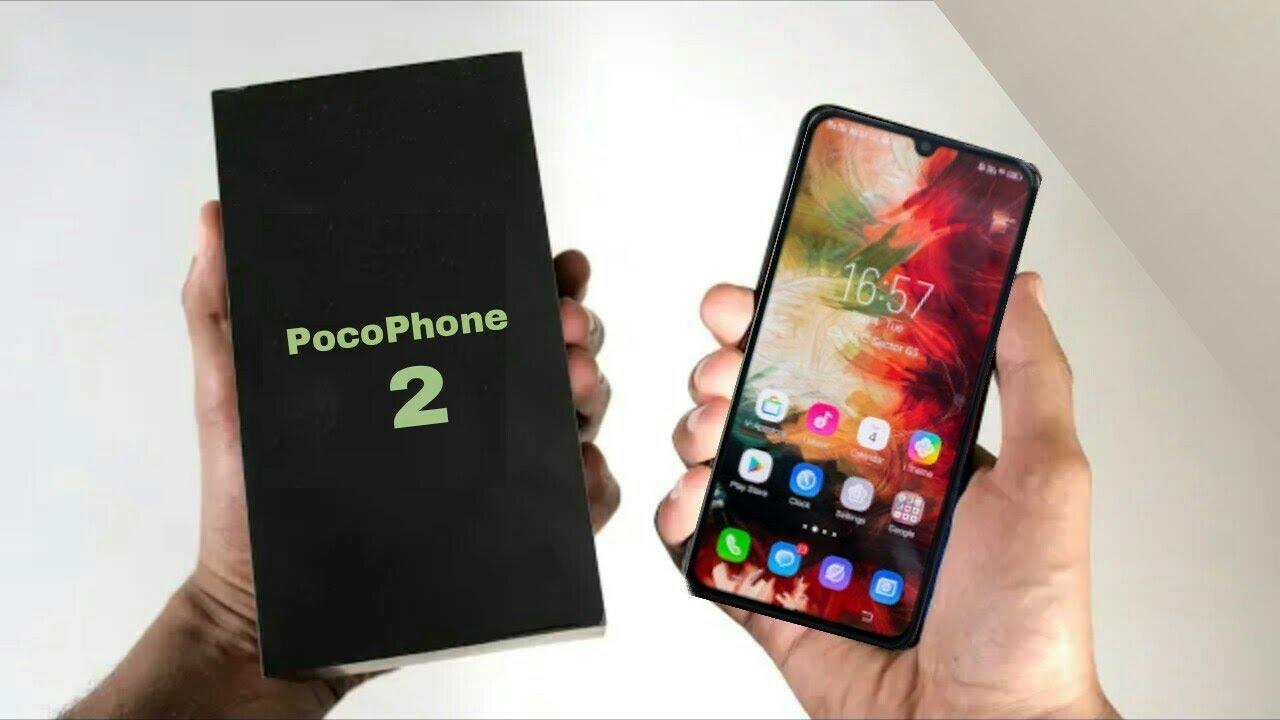 Xiaomi Pocophone F2 conceito