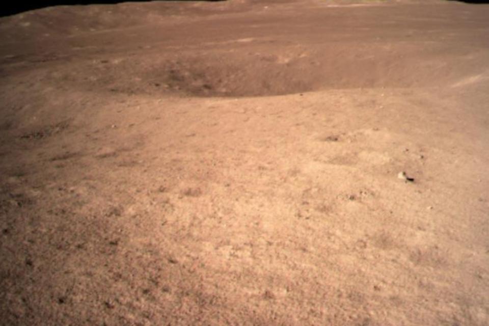 Imagem de China divulga primeiras fotos tiradas no lado oculto da Lua no tecmundo