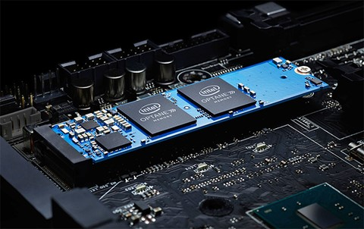 Imagem de Intel apresenta o veloz SSD Optane Memory H10 na CES 2019 no tecmundo