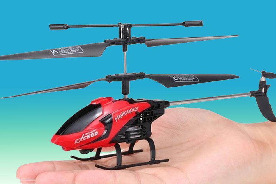 Imagem de Helicóptero de controle remoto sai por R$ 35 na GearBest, com frete incluso no tecmundo