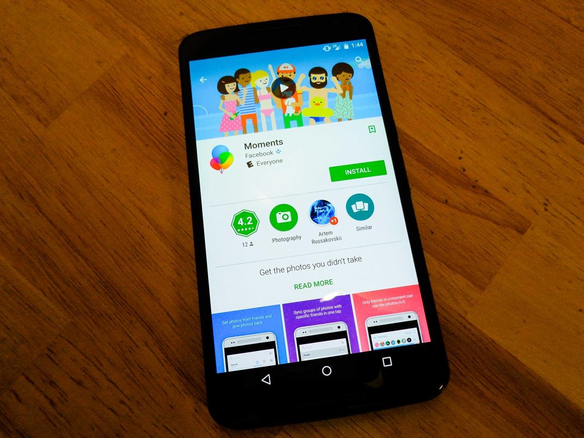 Imagem de App Moments do Facebook, para compartilhar fotos, vai ser desativado no tecmundo