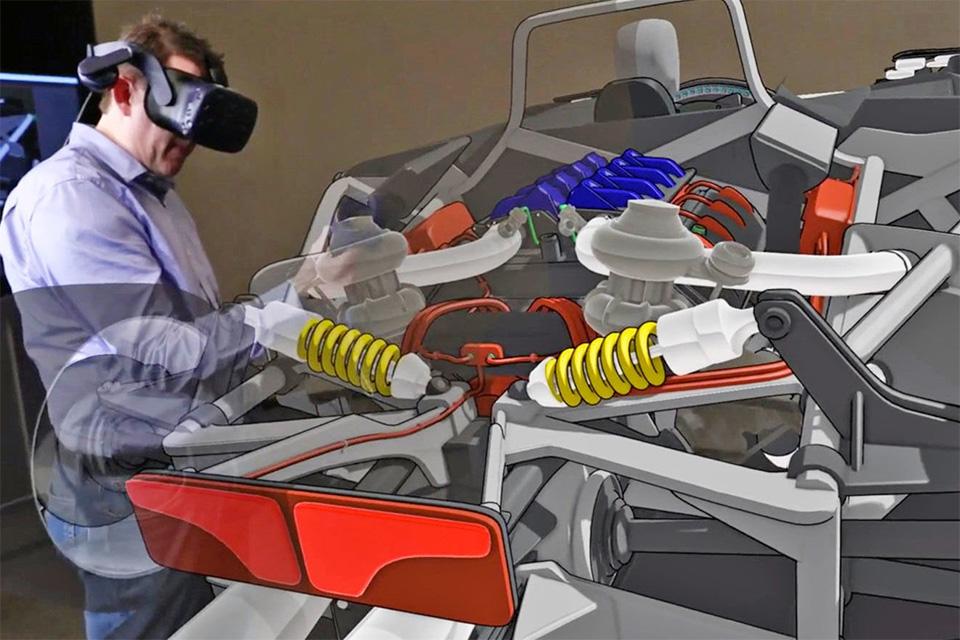 Imagem de Designers da Ford podem projetar carros usando realidade virtual no tecmundo