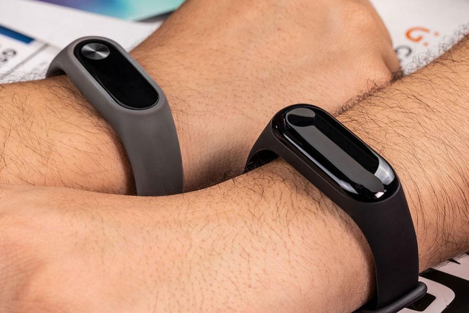 Imagem de Xiaomi Mi Band 2 ou Mi Band 3: qual pulseira inteligente comprar? no tecmundo