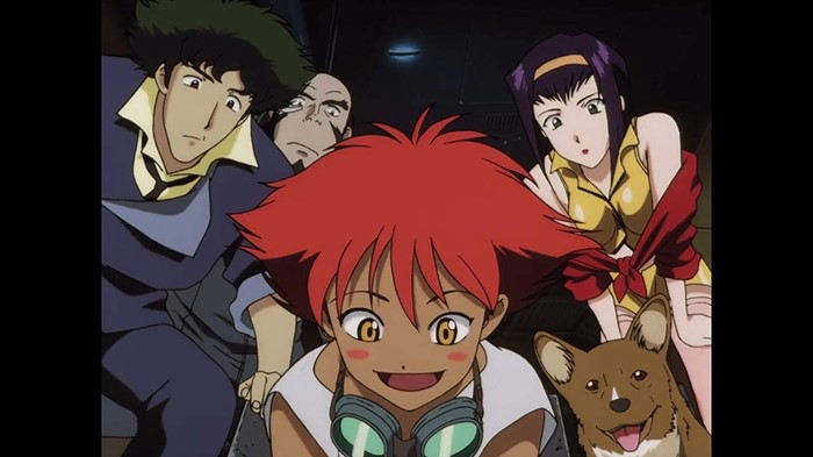 Um anime.