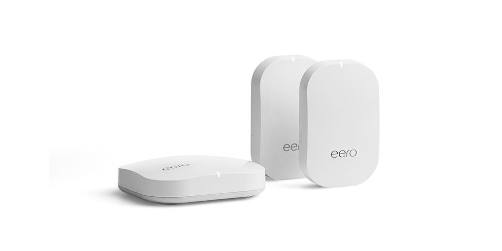 """e8c259a0c5 Fonte  Reprodução Eero. """"Começamos com o wi-fi ..."""