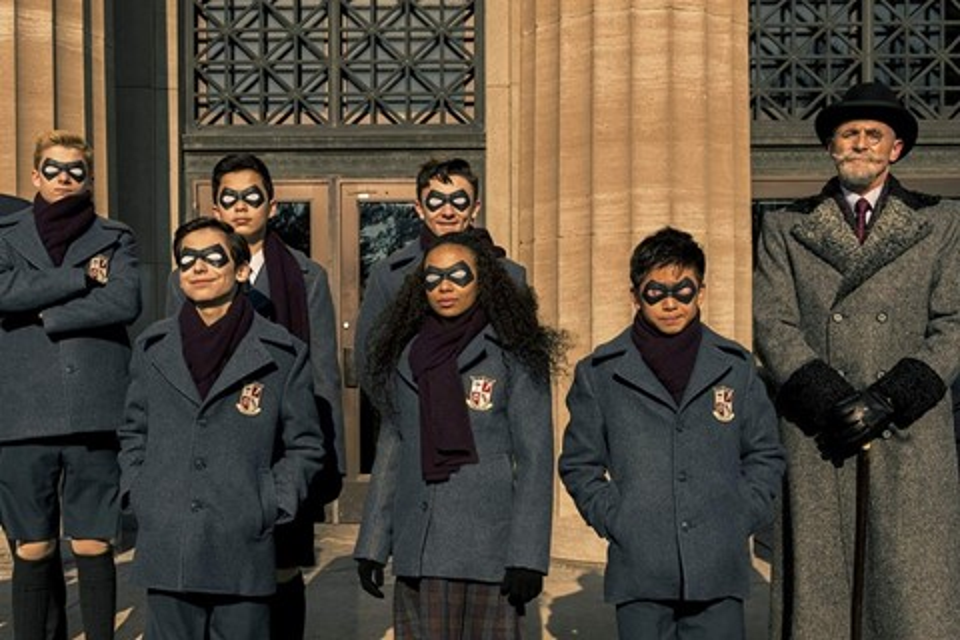 Imagem de The Umbrella Academy: o que achamos da nova série Netflix (sem spoilers) no tecmundo