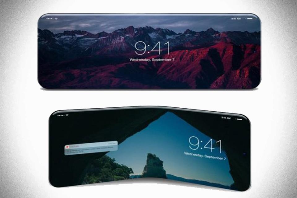 Imagem de Mais uma patente da Apple aponta para iPhones dobráveis no futuro no tecmundo