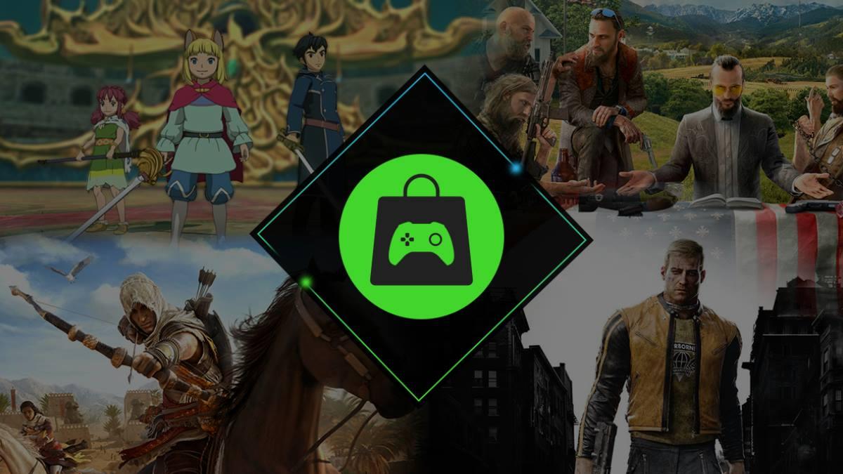 Razer Games Store