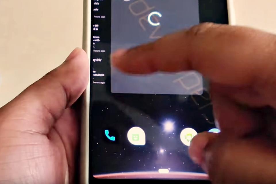 Imagem de Nova navegação por gestos do Android Q é semelhante ao iOS; veja vídeo no tecmundo