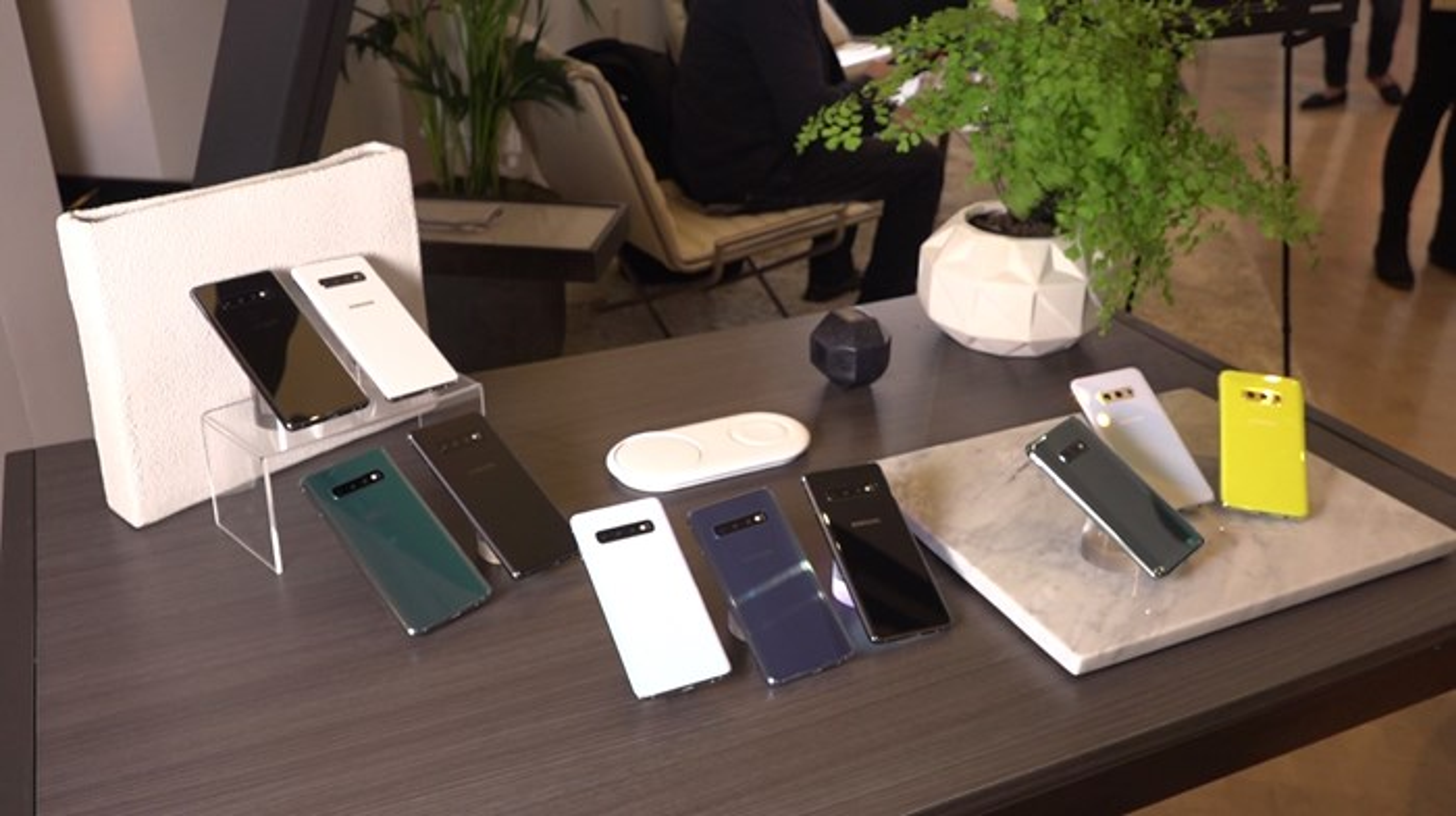 Samsung Galaxy S10e S10 S10+