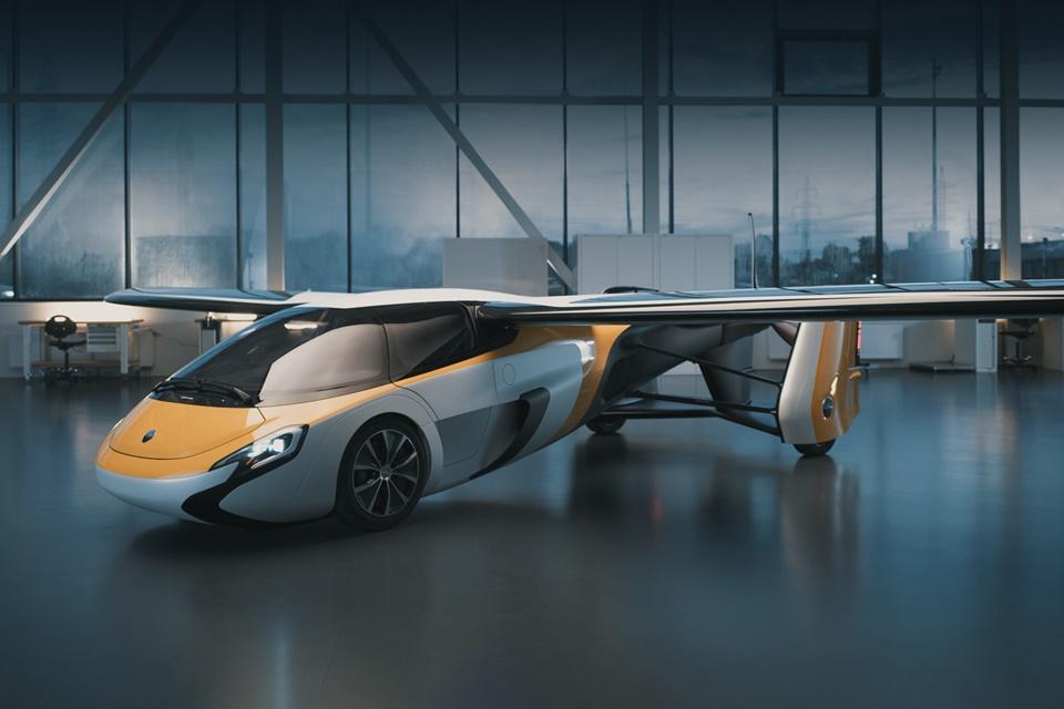Imagem de Chefe de drones da Intel acredita que teremos carros voadores em 2023 no tecmundo